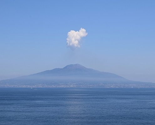 Mt Vesuvius Sorrento