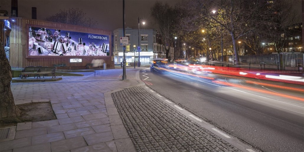 Consolidation of OOH means buyers can access Primesight's far reaching inventory and Outdoor Plus' premium site Cheyne Walk