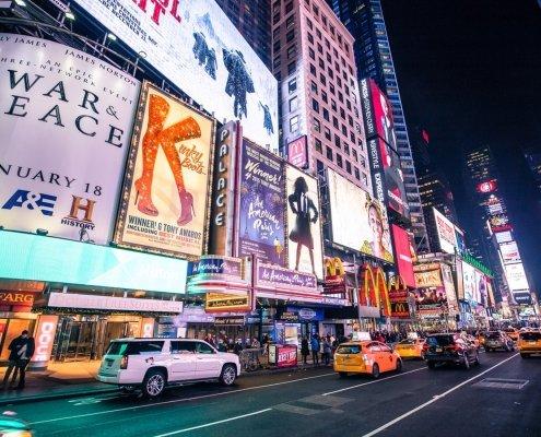 Signkick Blog Image Showing Digital Roadside Billboards