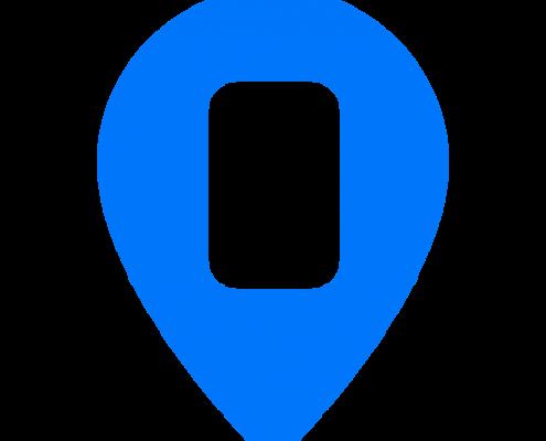 Signkick Drop Pin Logo